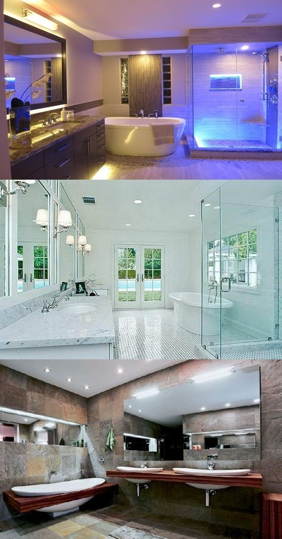 Bathroom Lighting Design – Lighting Fixtures