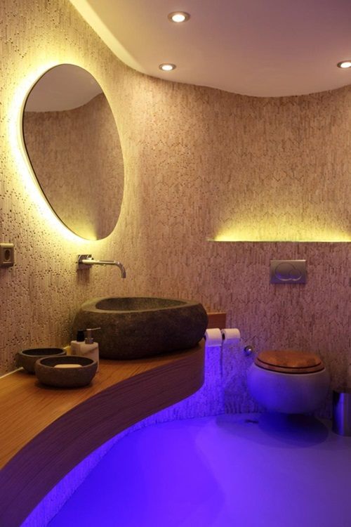 Beautiful Bathroom Lights - Ceiling Lights