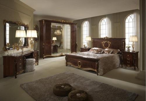 Classic Bedroom Interior Design