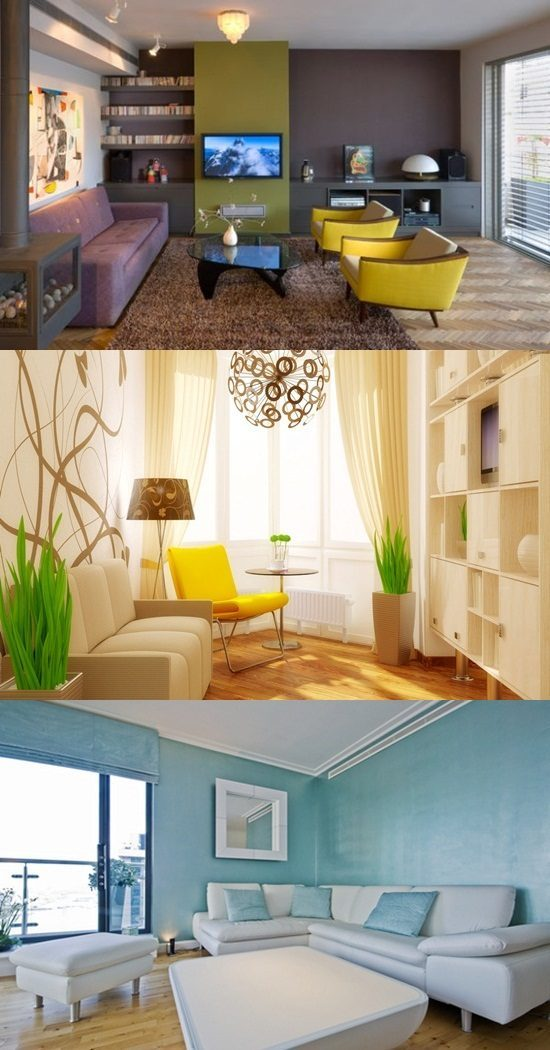 Colors Make A Room Look Bigger Limited Space Interior