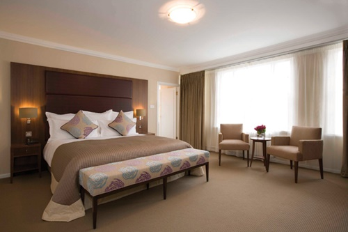 Comfort Bars in the Bedroom
