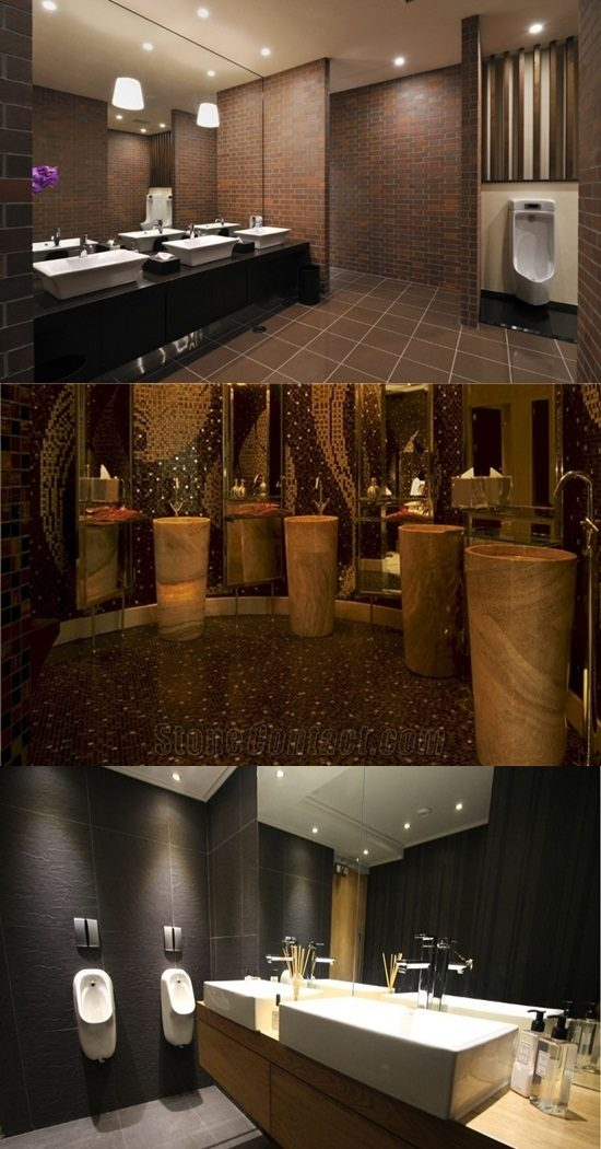 Commercial Bathroom Design Interior Design