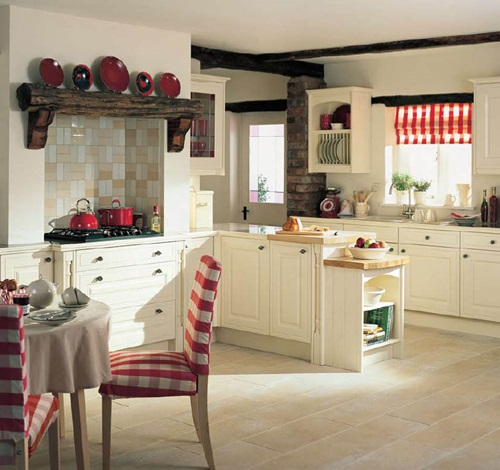 ... Country And Modern Themes For Kitchens