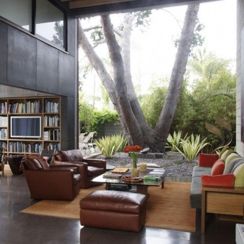 Creative Living Room Interior Design