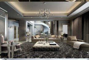 Creative Living Room Interior Design