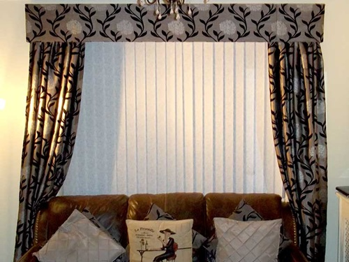 curtain design ideas applicable to your living room - Curtain Design Ideas For Living Room
