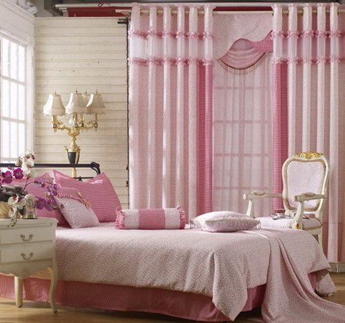Curtains For Your Bedroom – Colors and Light - Interior design