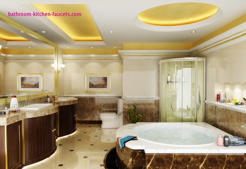 Decorate Bathroom Interior Design – Classic and Contemporary