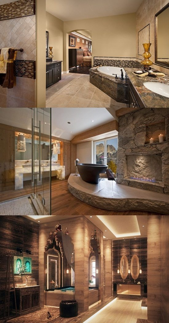 Decorate Bathroom Interior Design – Classic and Contemporary