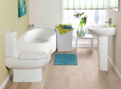 Decorating You Small Bathroom Intelligently