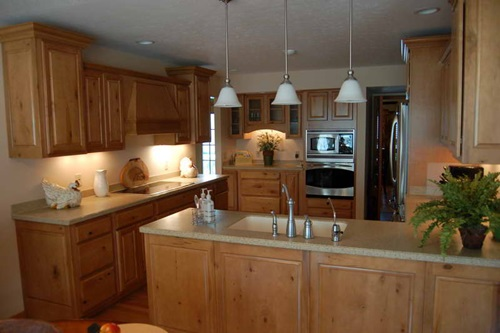 Decorating a Primitive Kitchen
