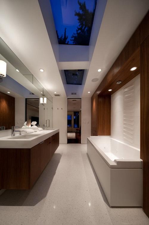 Designing a modern bathroom new look interior design for Look 4 design