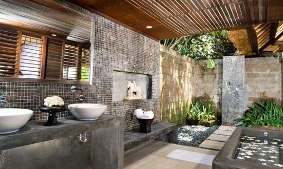 Superior Designing A Tropical Bathroom U2013 Colors, Accessories And Theme
