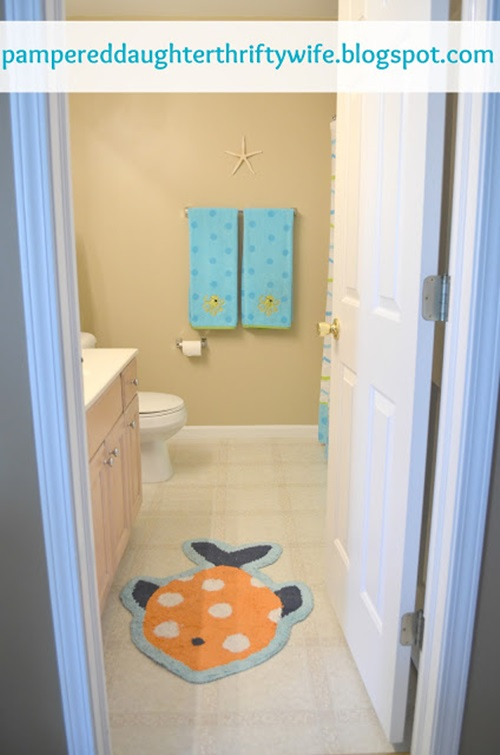 Designing Kids Bathroom - Colors and Themes ...