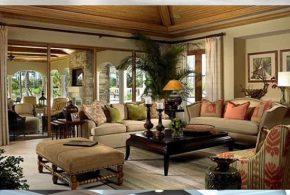 Car interior design ideas interior design for Palm tree living room ideas
