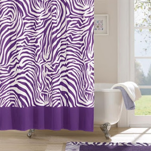 Different Materials For Bathroom Shower Curtains 4