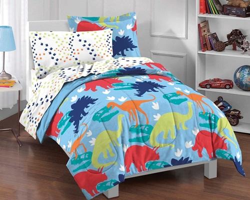 Dinosaur bedroom theme
