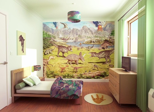 dinosaur bedroom.  Dinosaur Bedroom Themes For Kids Interior design