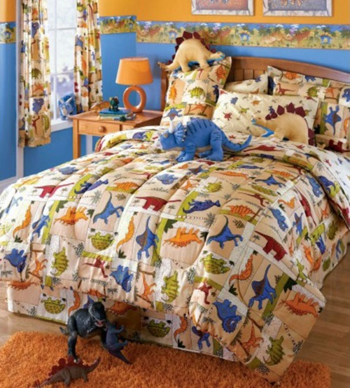 Dinosaur bedroom themes for kids interior design for Dinosaur themed kids room