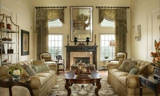Country Living Room - Interior design ideas and decorating ideas ...