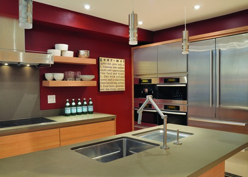 functional and decorative kitchen systems - interior design