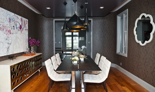 Give Your Dinning Room a New Look By Decor