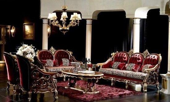 Gothic - Interior design ideas and decorating ideas for home ...