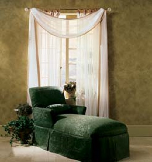 How To Choose Tuscan Curtains Interior Design