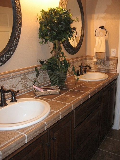 How to decorate your bathroom in mexican style interior - How to decorate your bathroom ...