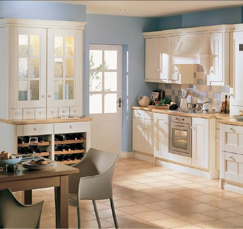 How to Design a Country Style Kitchen