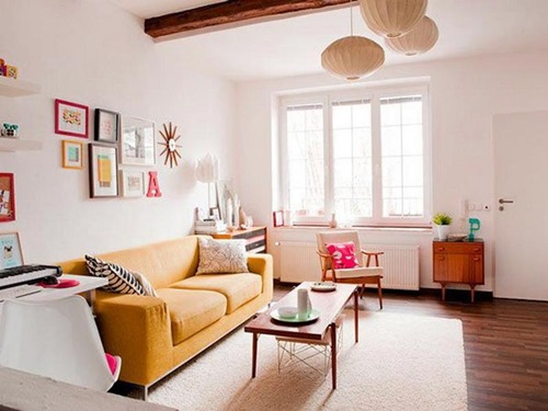 How to Organise a Traditional Living Room