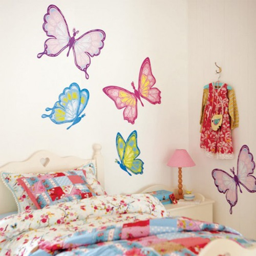Interior Design Ideas for Baby & Teen Girls Bedrooms