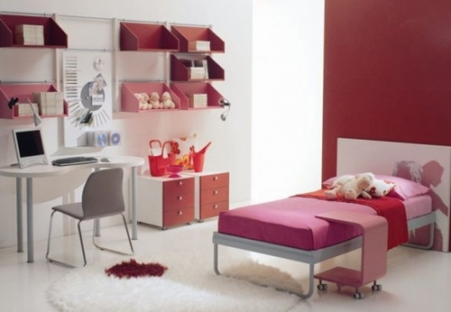 Interior Design Ideas for Baby & Teen Girls Bedrooms