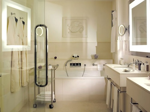 Interior Design of Bathroom – Flooring, Walls and Furniture