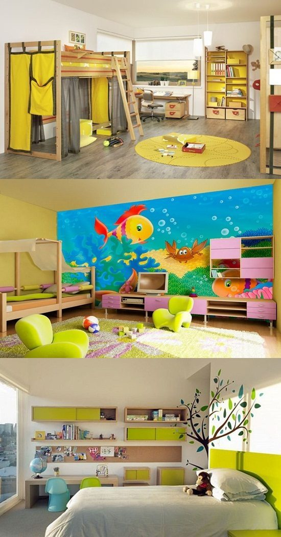 Kids Rooms – New Ideas