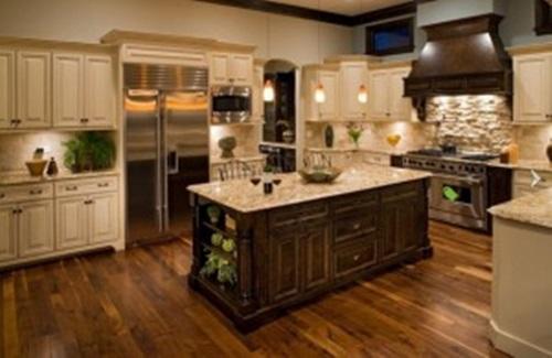 kitchen cabinet design different colors - Different Kitchen Cabinets