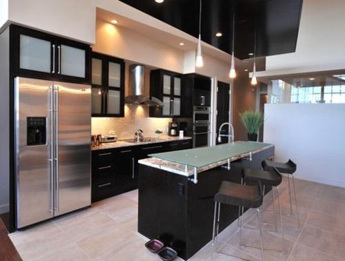 Kitchen Cabinet Design – Different Colors