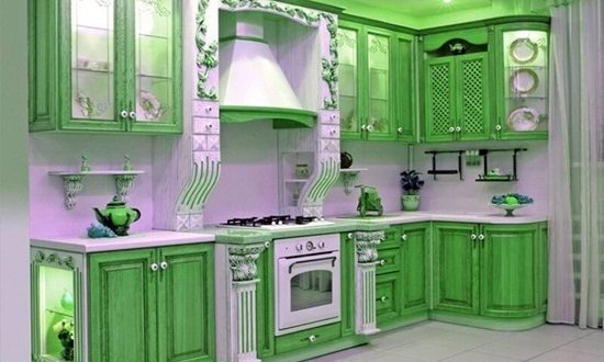 Different Color Kitchen Cabinets Home Design Styles - Fascinating Kitchen  Cabinets Different Color Pictures - Best - Different Color Kitchen Cabinets Home Design Styles