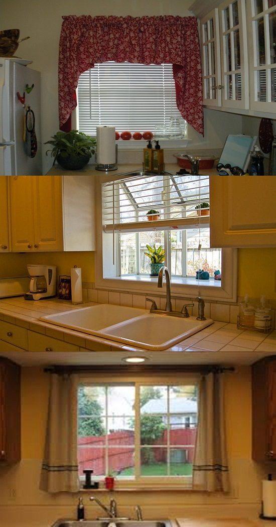Kitchen Curtains – Renewing Your Kitchen Curtains