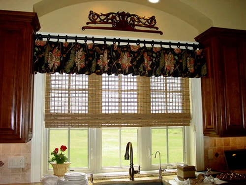 Kitchen Curtains - How To Choose Kitchen Curtains