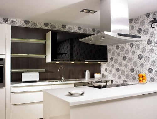 Kitchens Tile Interior Designs