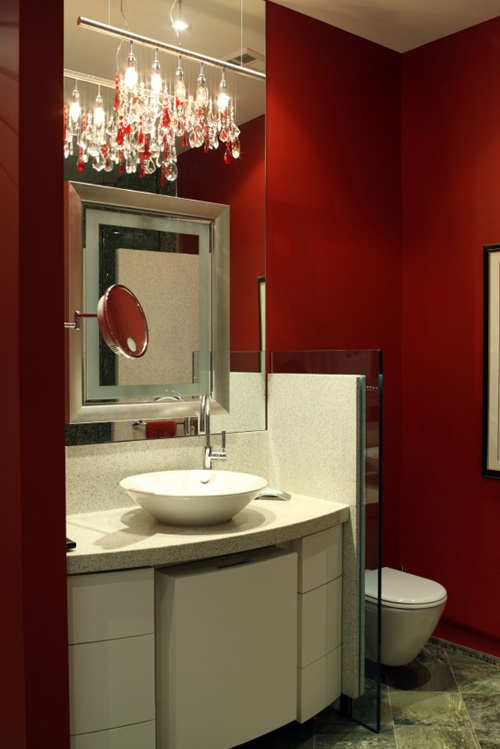 Latest trends in bathroom design styles interior design for Bathroom finishes trends