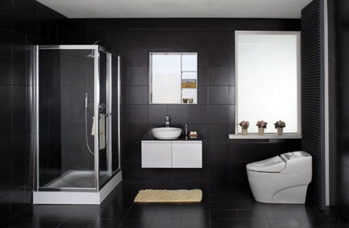 Latest trends in bathroom design styles interior design for Latest bathroom designs