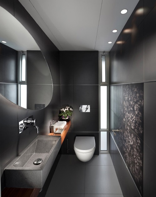 Latest Bathroom Design Prepossessing Latest Trends In Bathroom Design Styles  Interior Design Design Inspiration