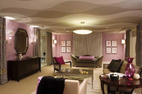 Living Room Lighting Options