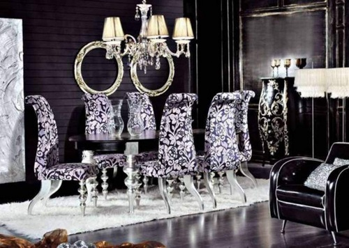 Luxurious Dining Room Designs – Modern Dining Room - Interior design