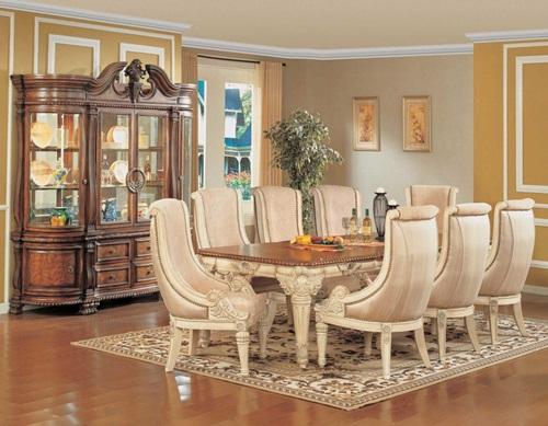 Luxurious Dining Room Designs – Modern Dining Room - Interior design