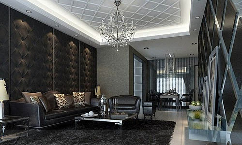 Luxurious Living Room Designs