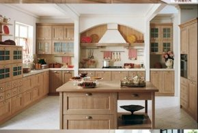 Master Kitchen Interior Design - Kitchen Cabinets