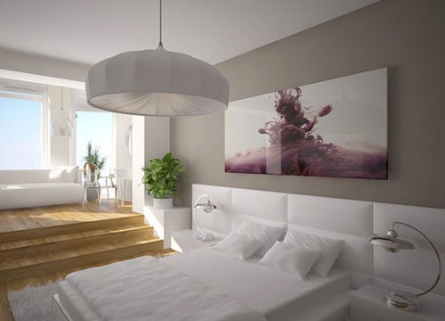 Mediterranean Bedroom Interior Design Styles